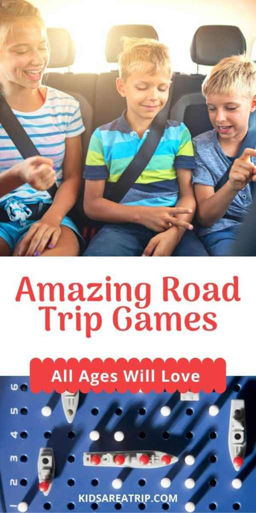 Amazing Road Trip Games for Kids-Kids Are A Trip