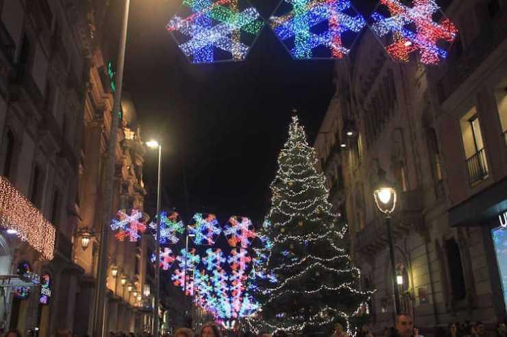 Barcelona Spain-in-winter