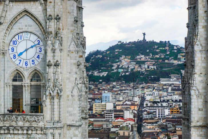 Quito Ecuador with kids