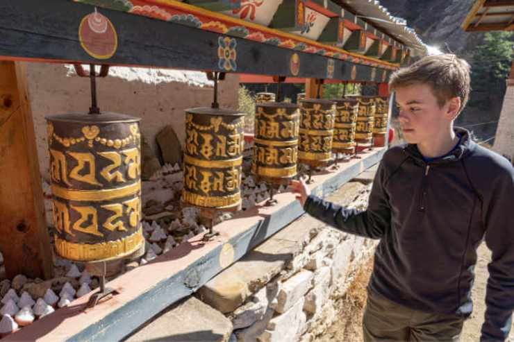 Things to Do in Bhutan with Kids