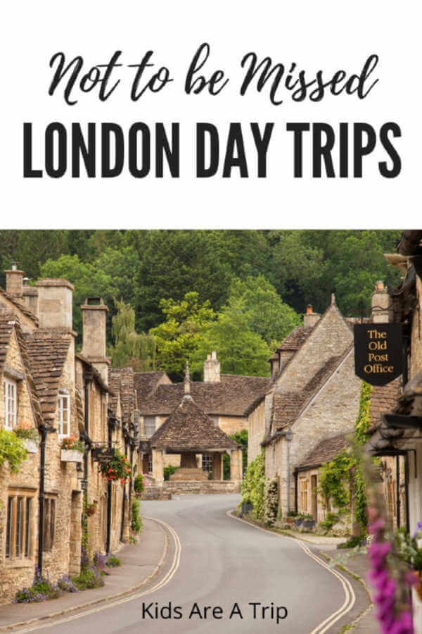 Cotswolds Village Day Trip from London-Kids Are A Trip