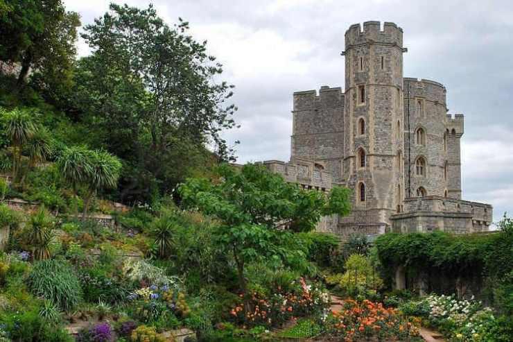 Windsor Castle-Pixabay