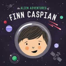Alien Adventure of Finn Caspian-Kids Are a Trip