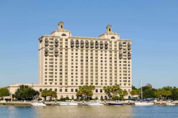 Westin Savannah hotel-Kids Are A Trip