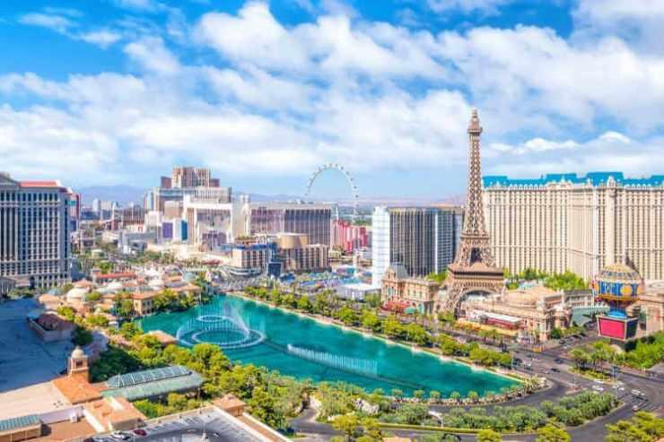 Las Vegas road trip-Kids Are A Trip
