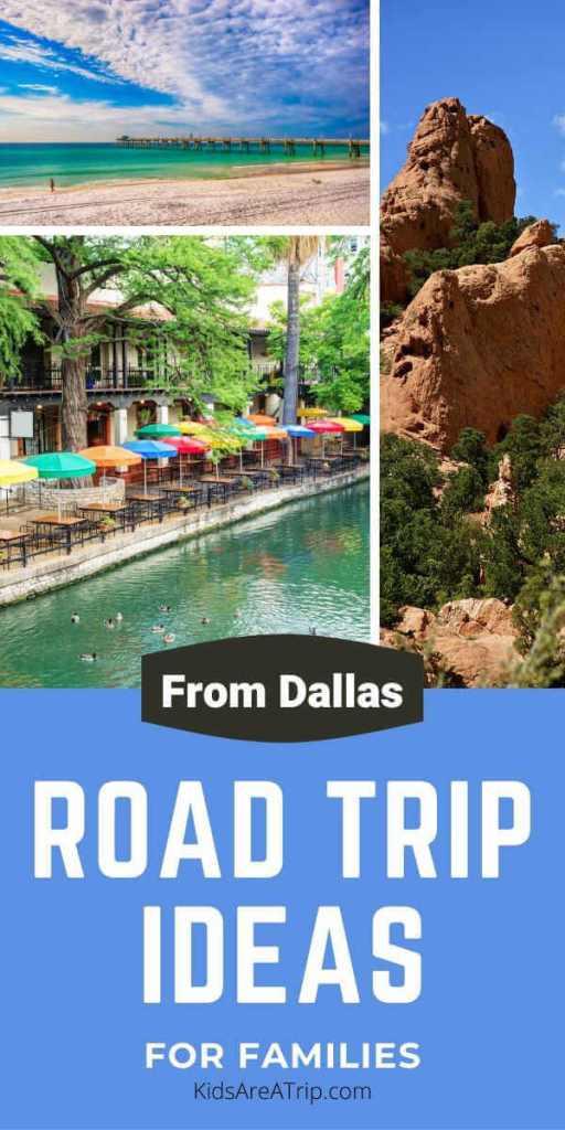 Dallas Road Trips Families will Love