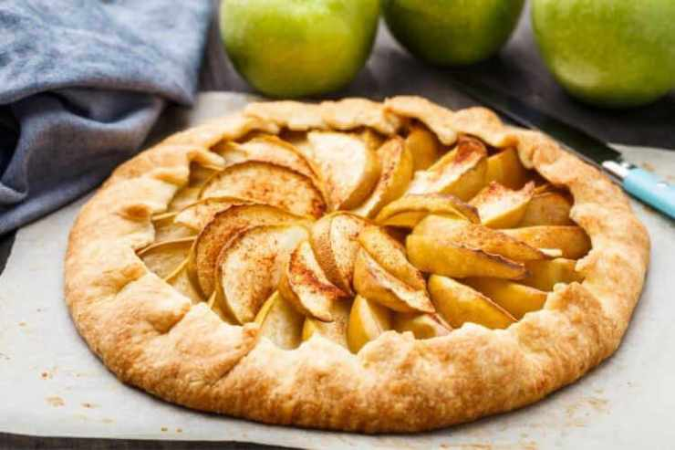 Apple Orchard Recipe Apple Galette-Kids Are A Trip