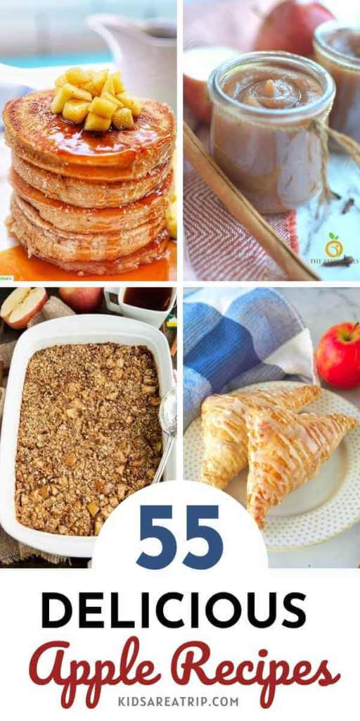 Delicious Apple Orchard Recipes-Kids Are A Trip