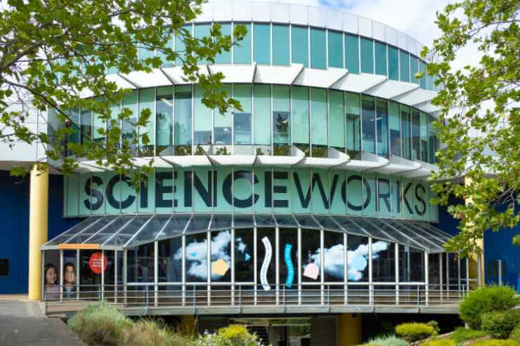 Scienceworks Melbourne Museum with Kids-Kids Are a Trip
