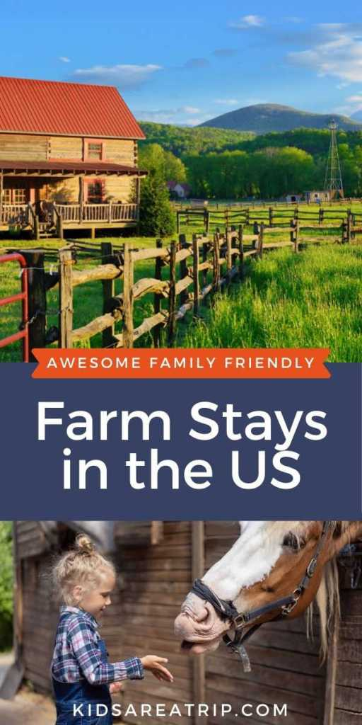 Farm Stays in the US
