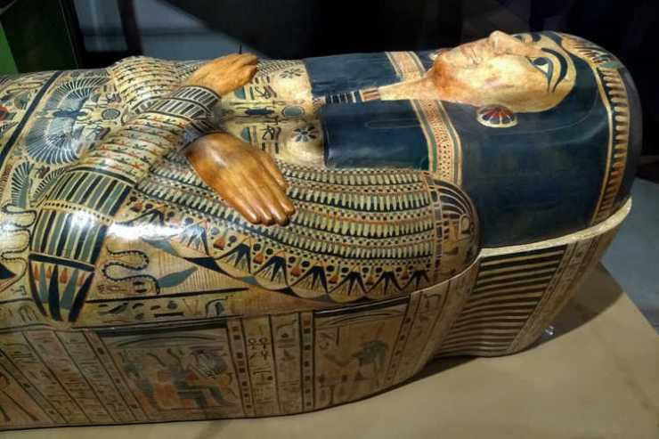 Egypt Museum King Tut