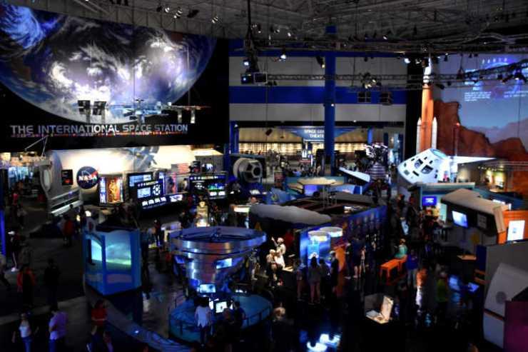 Houston Space Center