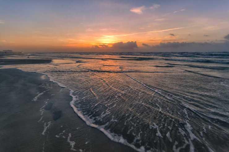 Port Aransas Texas beach