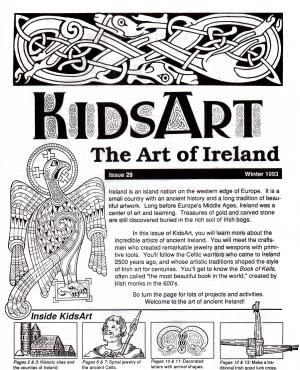 KidsArt Celtic Ireland