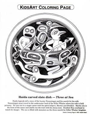 Native American Art Pacific Northwest Teaching Unit