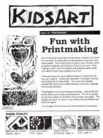 KidsArt Printmaking