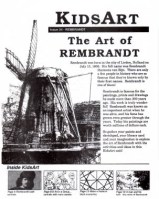 KidsArt Rembrandt