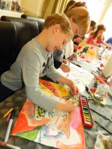 Creating Kandinskys!