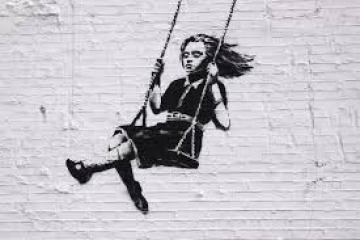 bansky-girl-on-swing