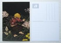 Adventure, Postcard