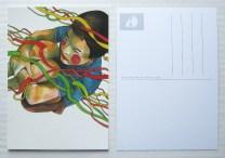 Childhood Dream, Postcard