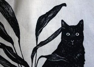 Tote Bag - Cat