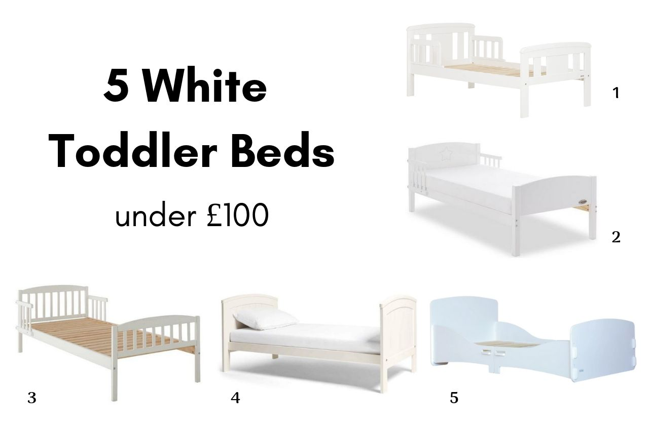 Shopping Guide White Toddler Beds Under 100 Kids Beds Experts
