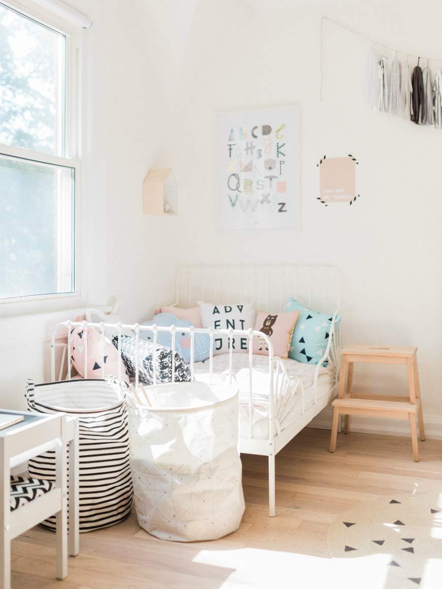 Spring Trends 2019 The Best Pastel Kids Room Ideas To