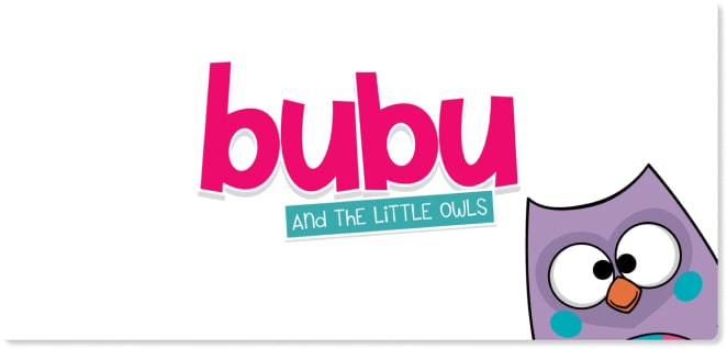 Bubu | and the little owls | Slider image for Kids TV Shows, Best Cartoons for kids, baby songs, stories, arts and crafts, edutainment | utube