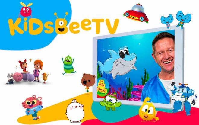 Kids TV Shows & Baby Songs | KidsBeeTV | The kids app that cares | Home Page Featured Image