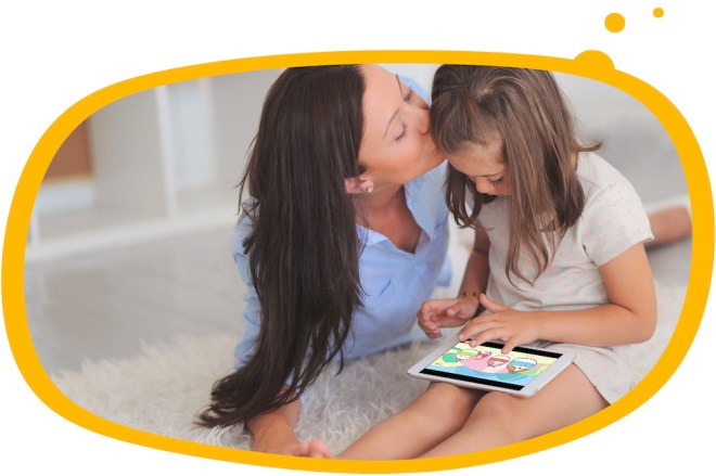 Best Cartoons for kids | Mother and Daughter | Revolution Slider Image for Kids TV Shows, Best Cartoons for kids, baby songs, stories, arts and crafts, edutainment | utube