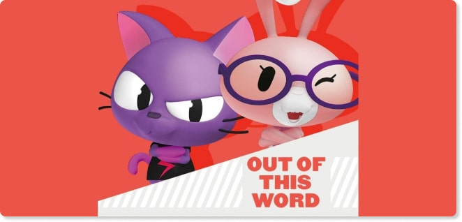 Out of This Word | Best Cartoons for Kids | Slider image for Kids Shows TV & Baby Songs | KidsBeeTV | Kids fun Videos | educational content and learning quizzes | utube