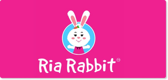Ria Rabbit Cartoons | best cartoons for kids | Slider image for Kids Shows TV & Baby Songs | KidsBeeTV | Kids fun Videos | educational content and learning quizzes | utube