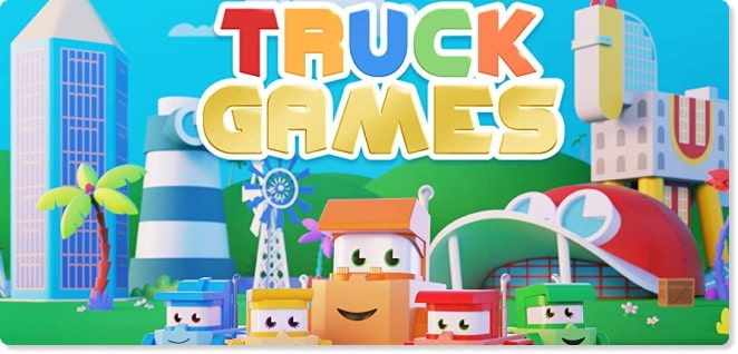 Truck Games | humpty dumpty | abc song | Slider image for Kids TV Shows, Best Cartoons for kids, baby songs, stories, arts and crafts, edutainment | utube