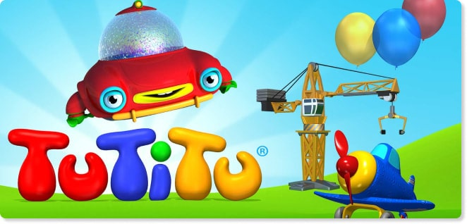 Tutitu | Shows for Kids | utube | Slider image for Kids Shows TV & Baby Songs | KidsBeeTV | Kids fun Videos | educational content and learning quizzes