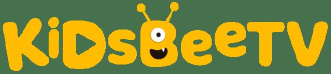 KidsBeeTV | Logo Yellow | Kids TV Shows and Baby Songs | KidsBeeTV | The kids app that cares