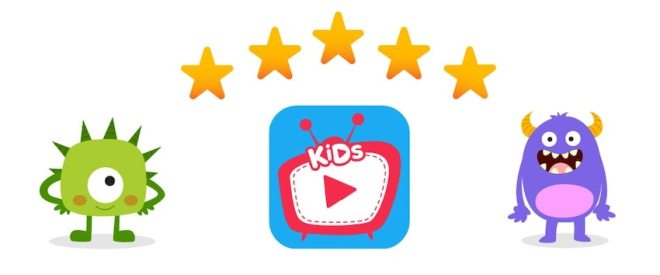 Why kids loves KidsBeeTV section | Parents and Kids Blog by KidsBeeTV | Best app for kids Educational App Store Reviews | Utube Alternative