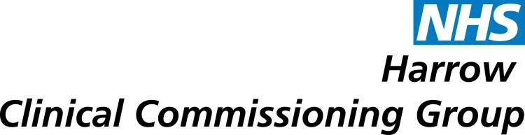 Harrow CCG logo