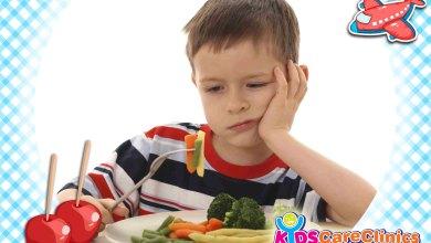 لماذا يرفض الأطفال الأكل من طعام المائدة؟