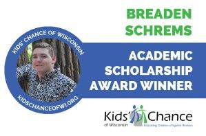 kidschanceofwisconsin-scholarship-award-breaden-schrems