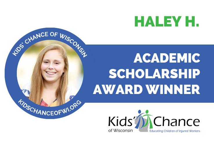 kidschanceofwisconsin-scholarship-award-haley-h
