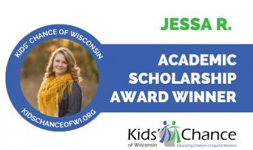kidschanceofwisconsin-scholarship-award-jessa-r
