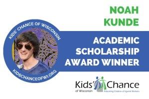 kidschanceofwisconsin-scholarship-award-noah-kunde