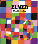 Elmer book cover - link to story resources page