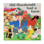 Old Macdonald had a farm book cover - link to story resources page