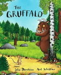 The Gruffalo book cover - link to story resources page