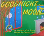 Goodnight Moon book cover - link to story resources page