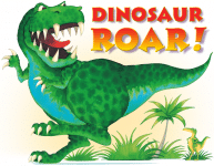 Dinosaur Roar activities and resources page - kids club english