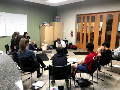 CPR Class with Merit Emergancy