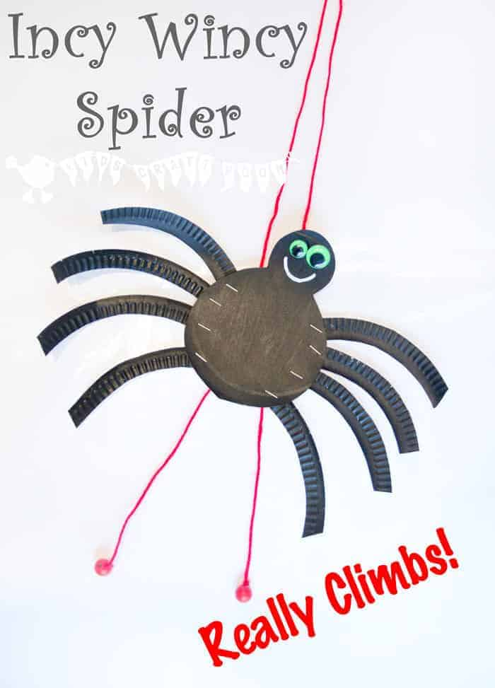 Climbing Incy Wincy Spider